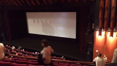 """La première projection de """"La tête haute"""", d'Emmanuelle Bercot, mercredi matin à 10h."""