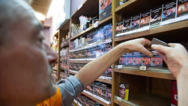 Plus d'un millier de cigarettiers ont mis la clef sous la porte l'an passé