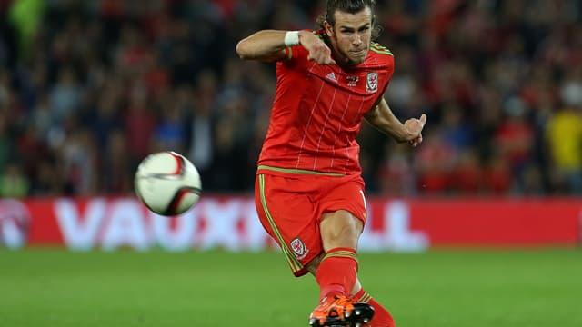 Gareth Bale, la star de l'équipe du pays de Galles
