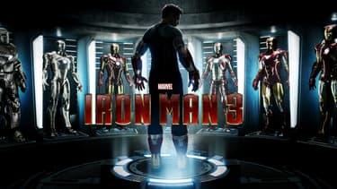 Iron Man 3 a réalisé le deuxième meilleur démarrage de tous les temps