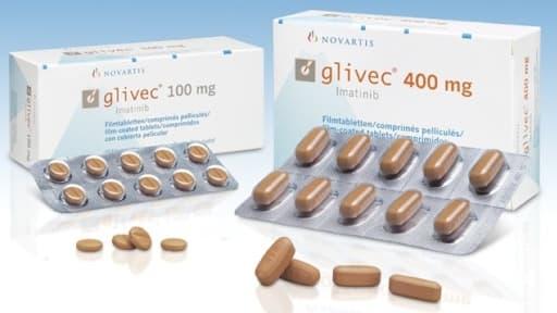 Le Glivec est un traitement contre la leucémie