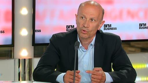 François Momboisse, le président de la Fevad, était l'invité de BFM Business, mardi 20 mai.