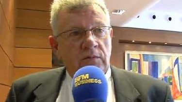 Christian Eckert, secrétaire d'Etat au Budget, était interrogé par Mathieu Jolivet, de BFM Business, ce 11 juin.