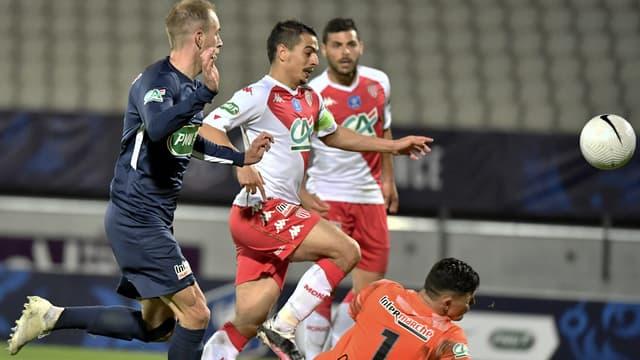 Rumilly face à Monaco en demi-finale de Coupe de France