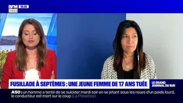 """Jeune fille de 17 ans tuée près de Marseille: Samia Ghali s'attend à """"un été meurtrier"""""""