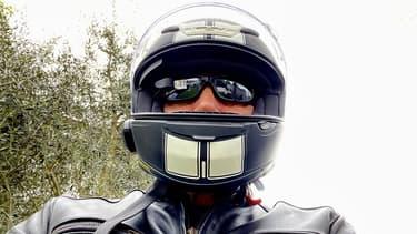 EyeRide, un système d'affichage tête inspiré des avions de chasse