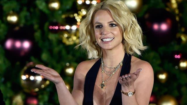 Britney Spears en novembre 2011 à Las Vegas.