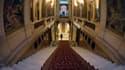 A l'intérieur de la mairie de Paris (Photo d'illustration).