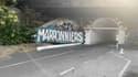La cité des Marronniers à Marseille.