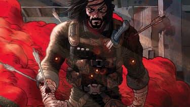 """""""BRZRKR"""", le comics de Keanu Reeves"""