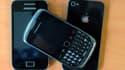 Seulement 207.900 appareils BlackBerry ont été vendus au quatrième trimestre 2016