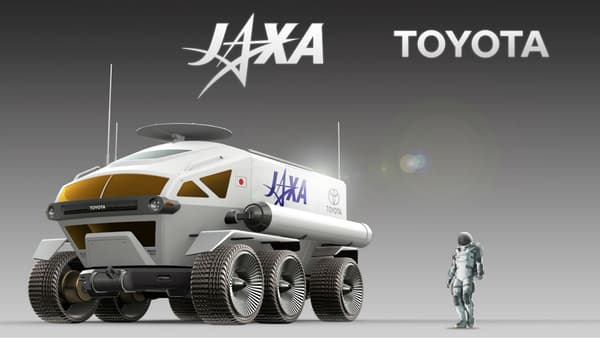Toyota et la Jaxa envisage une première mission en 2029 pour le rover