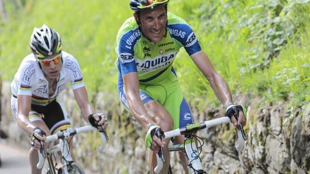 Ivan Basso sera au rendez-vous
