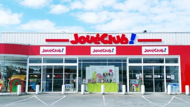 JouéClub active des drives