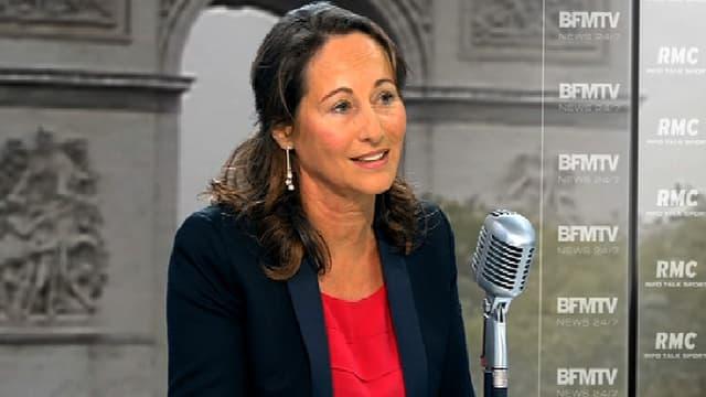Ségolène Royal était l'invitée de Jean-Jacques Bourdin sur BFMTV et RMC ce 4 septembre.