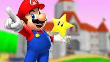 Super Mario, héros de jeu vidéo