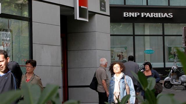 Les banques françaises recourent au FGIF.