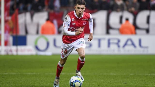 Mathieu Cafaro - Reims
