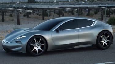 Fisker a dévoilé ce 07 juin les premières images officielles de la nouvelle EMotion, la berline qui veut concurrencer les Model 3 et S.