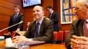 """Le ministre français de l'Economie Pierre Moscovici, au coeur depuis plusieurs jours de la tourmente Cahuzac, a réaffirmé mercredi devant la commission des Finances de l'Assemblée avoir géré d'une façon """"irréprochable"""" le cas de son ex-ministre délégué au"""
