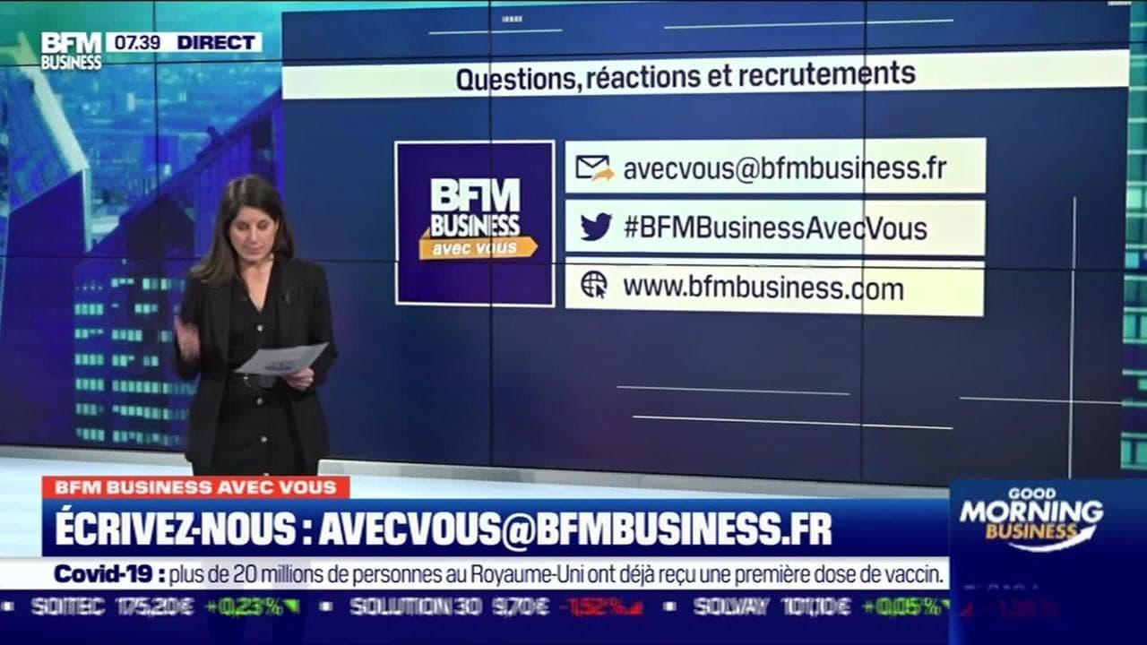 BFM Business avec vous : L'argent du fonds de solidarité touché en tant qu'auto-entrepreneur est-il comptabilisé pour les droits à la retraite ? - 01/03