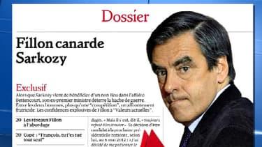 François Fillon a accordée une interview-choc à Valeurs actuelles, dans laquelle il écharpe sans détour Nicolas Sarkozy.