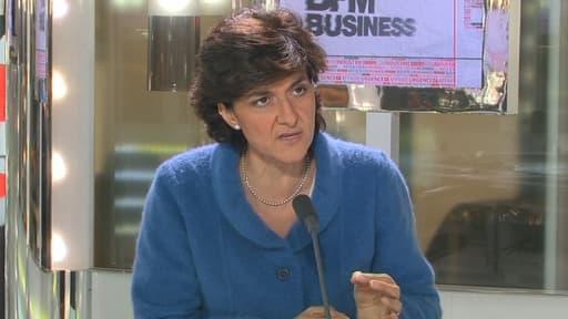 Sylvie Goulard critique aussi les agendas des dirigeants de la zone euro, qui n'obéissent qu'à l'intérêt national et non commun