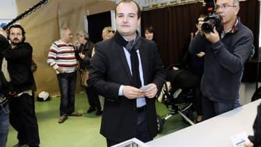 A 26 ans, David Rachline (FN) est en passe de remporter la ville de Fréjus.