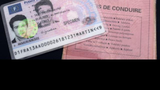 Le nouveau et l'ancien permis de conduire deviennent payants si on doit obtenir un duplicata après une perte ou un vol.