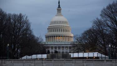 Le Capitole, à Washington. (photo d'illustration)