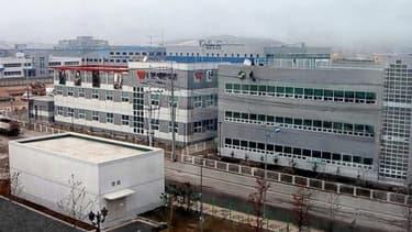 La zone industrielle de Kaesong sert de thermomètre des relations entre Corée du Nord et Corée du Sud.