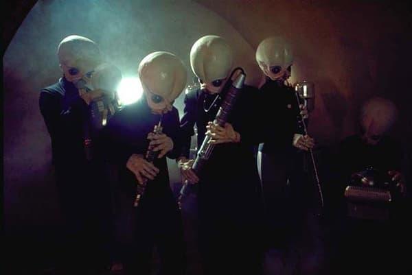 Le Cantina Band
