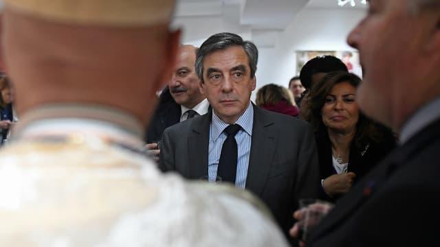 François Fillon a annulé au dernier moment sa visite au Salon de l'agriculture.