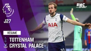 Résumé : Tottenham 4-1 Crystal Palace - Premier League (J27)