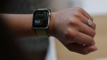 Un brevet suggère que la technologie Face ID pourrait arriver sur l'Apple Watch
