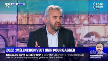 """Alexis Corbière sur l'abstention: """"Il faut qu'on rende nos institutions plus démocratiques"""""""