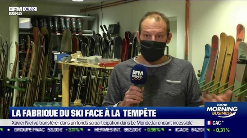 La France qui résiste : La Fabrique du Ski face à la tempête, par Justine Vassogne - 17/12