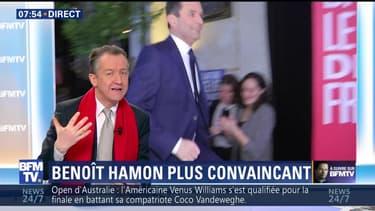 L'édito de Christophe Barbier: Benoît Hamon, plus convaincant que Manuel Valls lors du débat