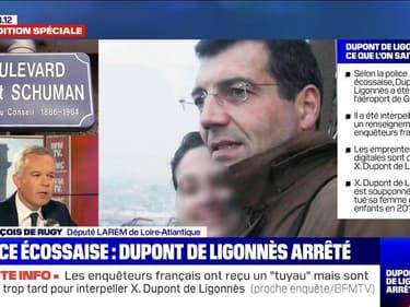 """Affaire Xavier Dupont de Ligonnès: """"Il faut espérer qu'il aura le courage de faire face à la justice des hommes"""" (François de Rugy)"""