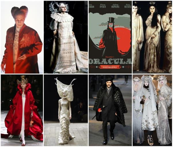 Des défilés Alexander McQueen et John Galliano pour Dior