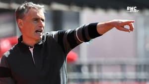 """Nice 3-2 Brest : """"On voit le danger qui arrive"""" s'inquiète Dall'Oglio"""