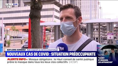 """Coronavirus: face à la crainte d'une seconde vague, les autorités sanitaires appellent à """"un sursaut"""""""