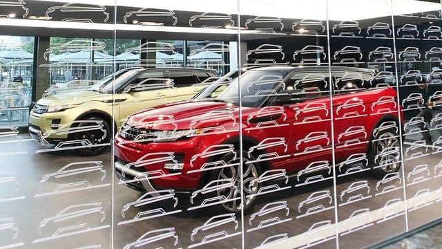 Le Range Rover Evoque était en 2016 la voiture la plus volée en France, essentiellement par voie électronique.