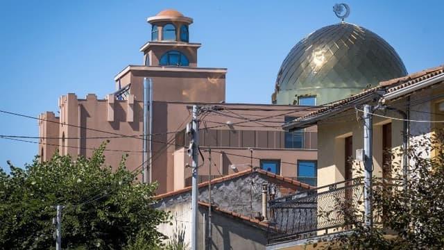 Une mosquée à Toulouse