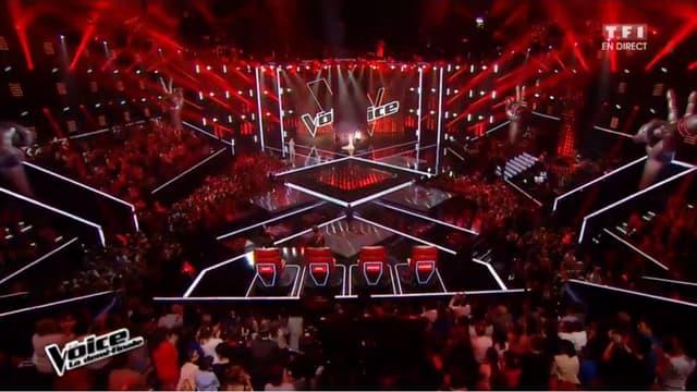 La demi-finale de The Voice, hier soir sur TF1
