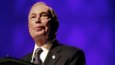 Michael Bloomberg, le 17 novembre 2019