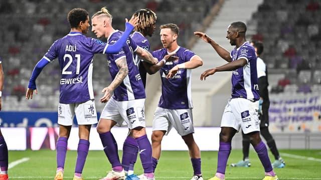 Toulouse vise la Ligue 1