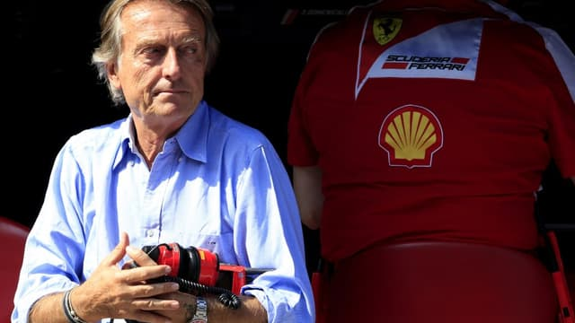 Luca Cordero di Montezemolo veut préserver l'exclusivité de Ferrari.