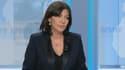 Anne Hidalgo vendredi soir sur BFMTV.
