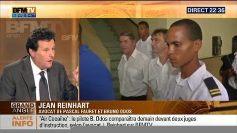 """Air Cocaïne: """"Les conditions de retour des pilotes ne doivent pas plaire à la Chancellerie"""", Me Jean Reinhart"""